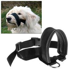 Dog Pet Padded Head Collar Gentle Halter Leash Leader Stop Pulling Training Tool