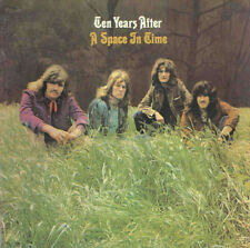 """TEN YEARS AFTER : """"A Space In Time"""" (RARE CD)"""