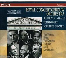 Royal Concertgebown: Van Beinum, Bohm, Szell, Kondrashin - CD Philips