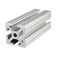 80//20 Inc 50mm x 4mm Thick Aluminum Flat Stock Part #25-8331 x 305mm Long N