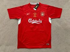 Steven Gerrard Liverpool New Men Champions League Final 2005 Jersey - Size XL