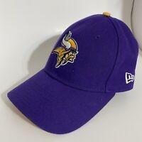 Minnesota Vikings New Era Cap 9Forty Adjustable The League Hook N Loop Hat NFL