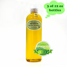 36 OZ FLAX SEED OIL 100% PURE COLD PRESSED ORGANIC