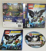 Lego Batman The Videogame PS3 Playstation 3 FREE UK POSTAGE Sony FAST FREE POST