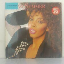 "Donna Summer ‎– This Time I Know It's For Real (Vinyl 12"", Maxi 45 Tours)"