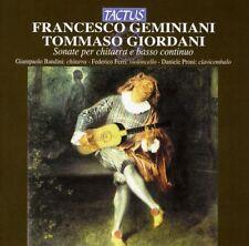 Giampaolo Bandini - Sonatas for Guitar & Accompaniment [New CD]