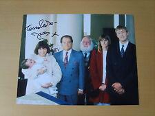 Tessa Peake Jones Genuine Autograph - UACC / AFTAL.
