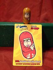 2003 Moose Mighty Beanz Series 3 #148 Vanilla Gorilla Bean With Card