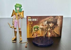 Saint Seiya Les chevaliers du Zodiaque Bandai Agaruma Andromède Shun V2 OR RARE