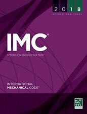 2018 International Mechanical Code by International Code Council