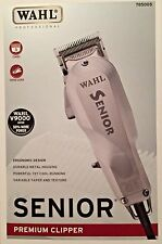 WAHL SENIOR PROFESSIONAL CLIPPER V9000 MOTOR 50% MORE POWER+TAPER LEVER #785005