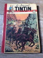 recueil reliure journal tintin France no 4 (1949) bel exemplaire