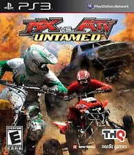 MX vs. ATV Untamed PS3 NEW! DIRT BIKES, MUD, OFFROAD, MONSTER TRUCKS, RACE FUN