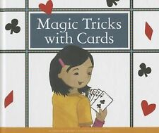 Magic Tricks with Cards (Make Your Own Fun)-ExLibrary