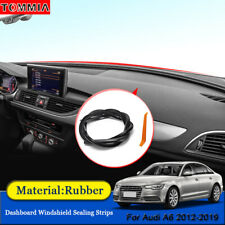 Dust Proof Car Interior Dashboard Windshield Sealing Strips For Audi A6 2012-19