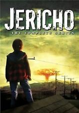 Jericho Complete Science Fiction TV Series - Season 1, 2 + Special Features DVD