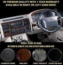 LAND ROVER DISCOVERY SERIES 1 (1994-1998) Dash Kit Walnut - Carbon - Piano Black