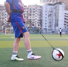 Fußball Solo Kick Trainer, Freihändiger Solo Fußball Trainer Fußballtraining