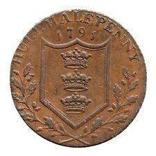 More details for hull halfpenny token 1791 - pro bono publico 1794