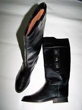 "STIVALI ""GORDON LADY"" PELLE  BOOTS  n°38  MADE IN ITALY"