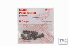 SL-347 Peco N Gauge Code 55 Dummy Point Motor 6 In Pack
