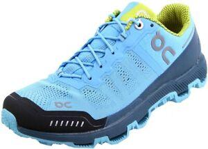 On Running Trail Running Shoes Cloudventure Womens Blue