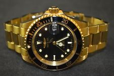 Invicta Pro Diver Collection Stainless Steel Gold-tone Men's Watch 8929OB