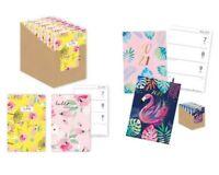 A5 Hello Vingt Un Floral Design Rigide Housse Semaine Pour Vue Agenda 2021 Jaune
