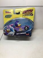 RARE DISNEY'S-MICKEY AND THE ROADSTER RACERS-DAISY'S SNAPDRAGON-NEW DIE CAST