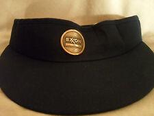 EXXON Visor W/ Brass Logo By BTS - Old But New