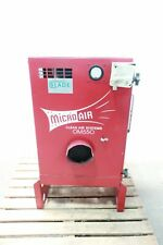 Micro Air Om550 Machine Mount Fume Extractor