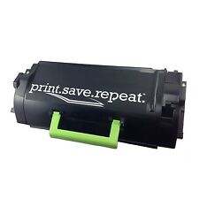 Print.Save.Repeat. Lexmark 621 Toner Cartridge MX710, MX711, MX810, MX811, MX812