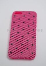 Iphone 4/4S Case Victoria's Secret Black Polka Dot Case NIB