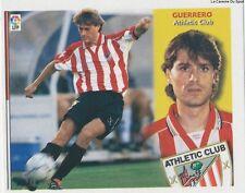 GUERRERO # ESPANA ATHLETIC BILBAO LIGA 2003 ESTE STICKER CROMO