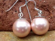 Orecchini di lusso con gemme tonda perla