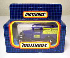 Matchbox MB-38 Ford A Lyceum Theatre Sheffiel Neuf / Boite ! (#A5)