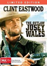 Outlaw Josey Wales / The Eastwood Factor (DVD, 2010, 2-Disc Set)