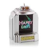 2013 Hallmark Happy Days Juke Box Keepsake Ornament