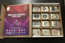 Africa Cup Of Nations 2006 Full Set + Empty Album