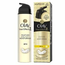 Olay Total Effects Featherweight Moisturiser 7-In-1 SPF15 Anti-Ageing Cream 50ml