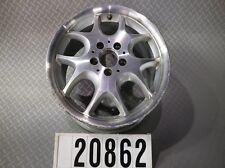 """1Stk.orig. Brabus Monoblock V Mercedes W168 W169 Alufelge 7,25Jx17"""" ET56 #20862"""