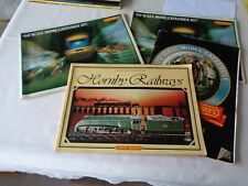 Group of model railway, Hornby .., catalogues