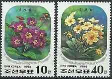 Timbres Flore Corée 2468/9 ** année 1994 lot 17463