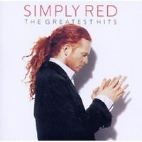 "SIMPLY RED ""THE GREATEST HITS"" CD NEU"