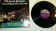 michael jackson farewell my summer love 1984 lp record album