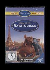 DVD WALT DISNEY - RATATOUILLE - SPECIAL COLLECTION - PIXAR ANIMATIONSFILM * NEU