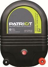 Patriot P5 15 Mile Fence Charger Dual Purpose!