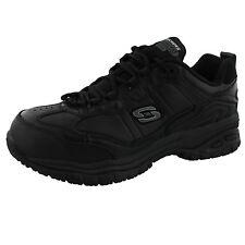 3e088880ac4 Skechers Work Men s Soft Stride Chatham Shoe Black 11 4e US