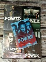 Power The Complete Series Seasons 1-5 (DVD) 4 5 Five NEW! Free Fast Shipping!