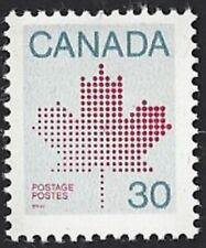 Canada    # 923    MAPLE LEAF DEFINITIVE    Brand New 1982 Original Pristine Gum